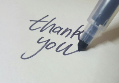 5 Thank You's and Watch Your Life Improve
