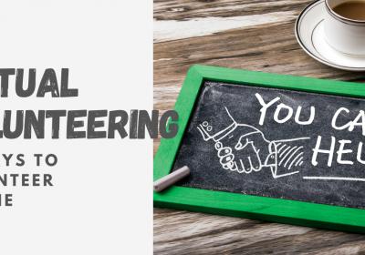 Virtual Volunteering: 13 Ways to Volunteer Online