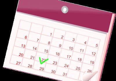 I Set a Date! (for my Sabbatical)